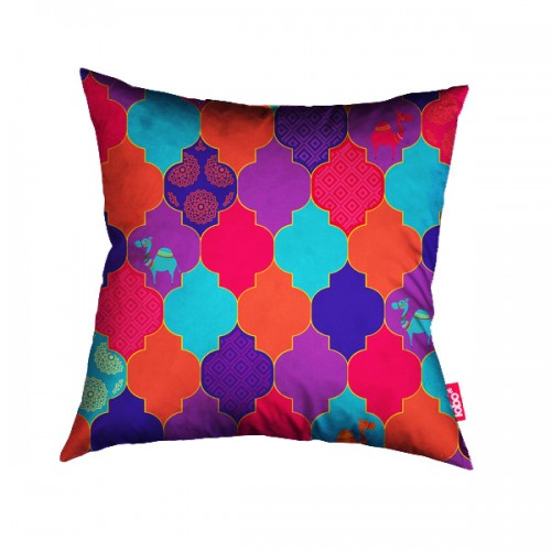 Happiness Unlimited cushion cover