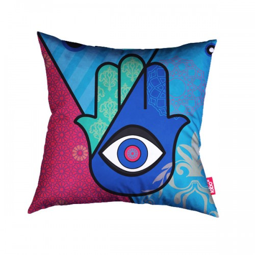 Hamsa Cushion cover