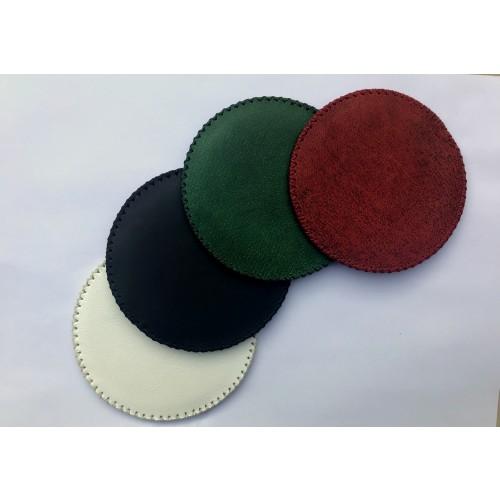 UAE National Day Camel Leather Coasters