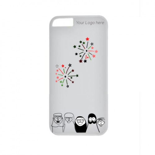 UAE National Day Caricature Phone Cover
