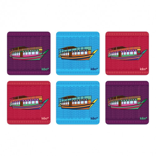 Dhow coasters