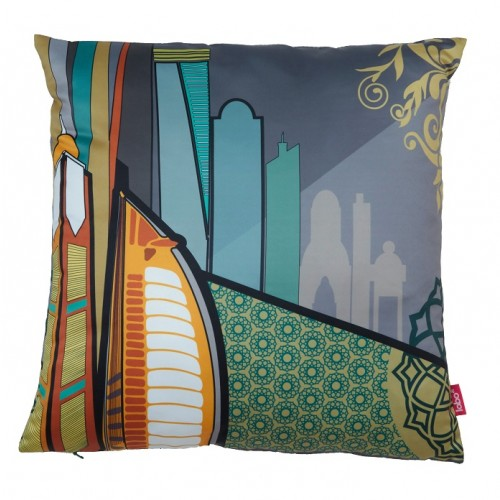 Skyline Cushion Cover