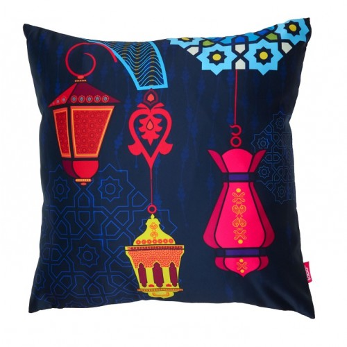 Legend of the Lamps Cushion Cover