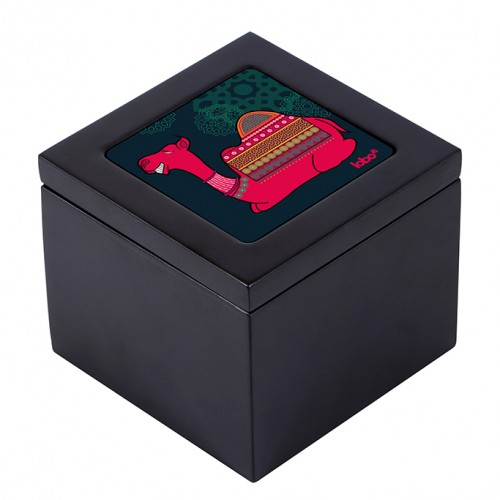 Geeky Camels small gift box