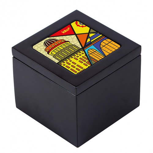Iconic small gift box