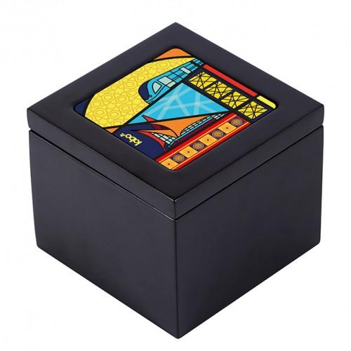 Dubai Metro Small Gift Box