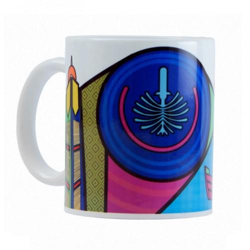 Dhow Mug