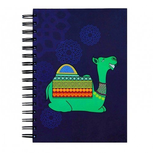 Geeky Camels Notebook