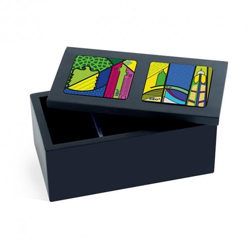 Skyline Tea Box