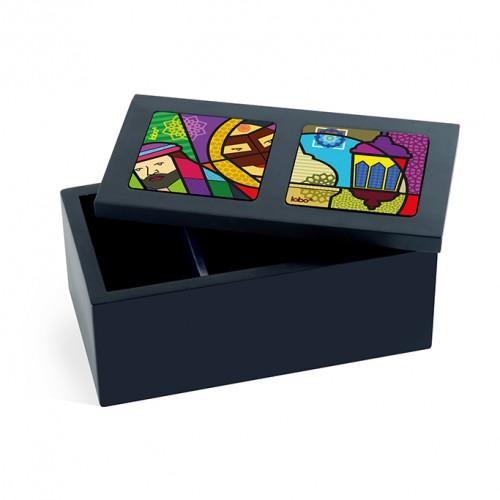 Slice of UAE Tea Box