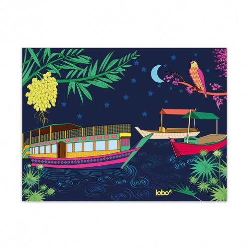 Dhow Wall Art