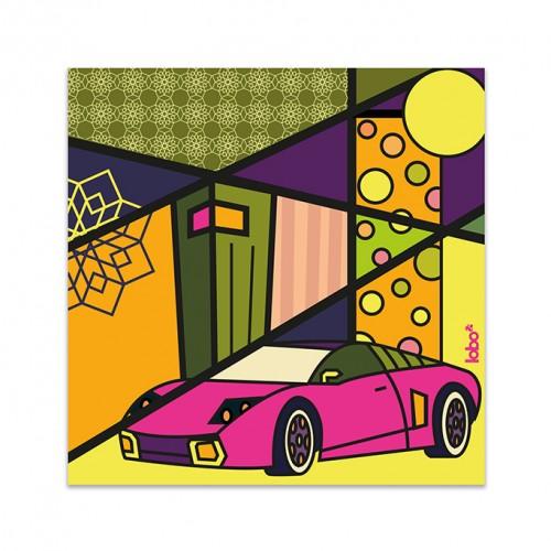 Sports Car Wall Art